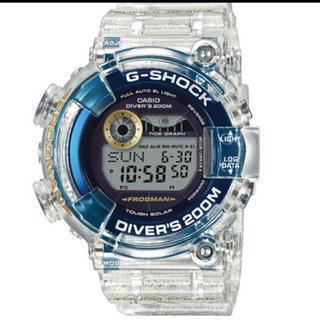 ジーショック(G-SHOCK)の2019 イルクジ カシオ G-SHOCK  FROGMAN フロッグマン(腕時計(デジタル))