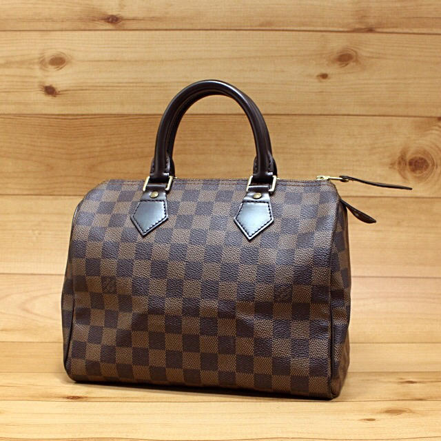 LOUIS VUITTON - 正規品【美品】LOUIS VUITTON ダミエ ハンドバッグの通販 by 【即日発送】|ルイヴィトンならラクマ