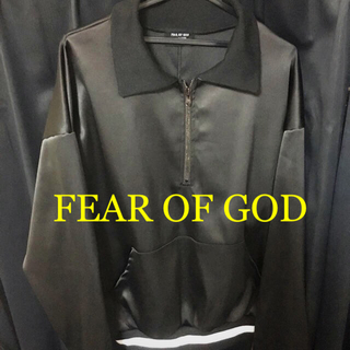 フィアオブゴッド(FEAR OF GOD)のFEAR OF GOD 5th サテン ベースボール ブルゾン (ブルゾン)