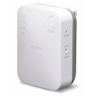 バッファロー(Buffalo)のBUFFALO WiFi 無線LAN 中継機 WEX-733DHP (PC周辺機器)