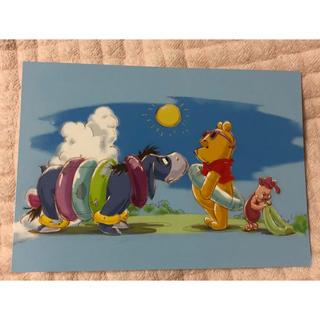 クマノプーサン(くまのプーさん)のくまのプーさん ポストカード(写真/ポストカード)