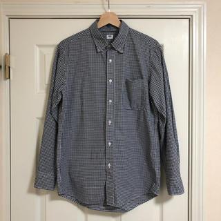 ユニクロ(UNIQLO)のUNIQLO ユニクロ ギンガムチェックシャツ(シャツ)