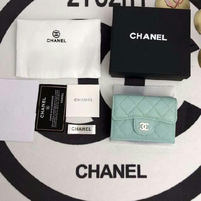 CHANEL - シャネル折り畳み財布の通販 by tankerco's shop|シャネルならラクマ
