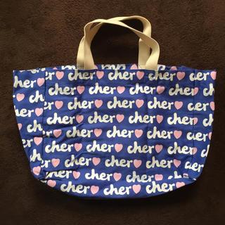 シェル(Cher)のcher シェル トートバッグ エコバッグ マザーズバッグ(トートバッグ)