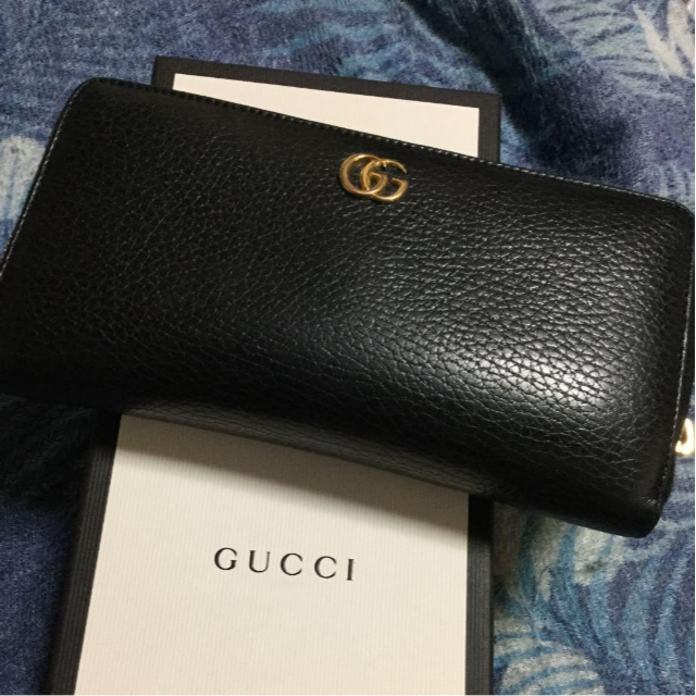 Gucci - ❤️美品 GUCCI 長財布 正規品 鑑定済み❤️の通販 by kaimo's shop|グッチならラクマ