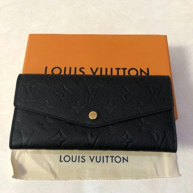 LOUIS VUITTON - 大人気!LOUIS VUITTON 長財布の通販 by ウヒヲ's shop|ルイヴィトンならラクマ