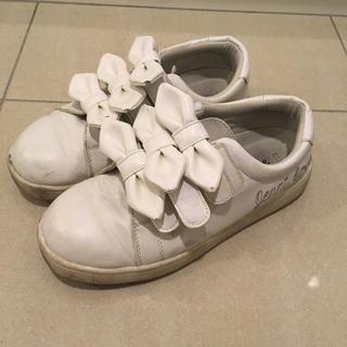 ジェニィ(JENNI)のJENNI スニーカー 23cm 女の子 靴 ジェニィ(スニーカー)
