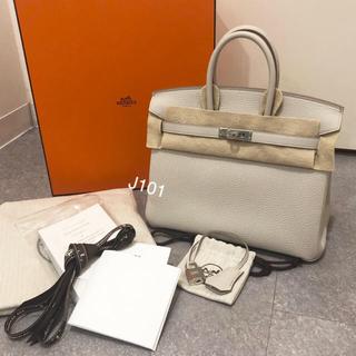 エルメス(Hermes)のエルメス バーキン25 ベトン トゴ シルバー金具 新品(ハンドバッグ)