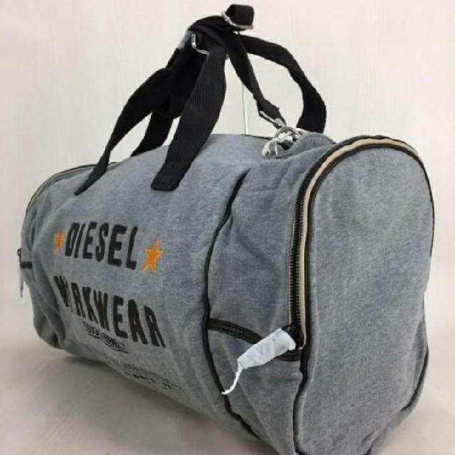 DIESEL(ディーゼル)のディーゼル バッグ メンズのバッグ(ボストンバッグ)の商品写真