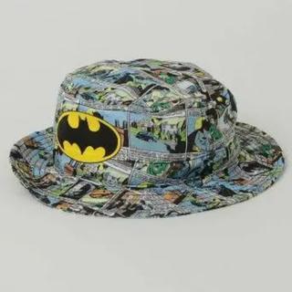 マーベル(MARVEL)のBATMAN総柄キッズ帽子(帽子)