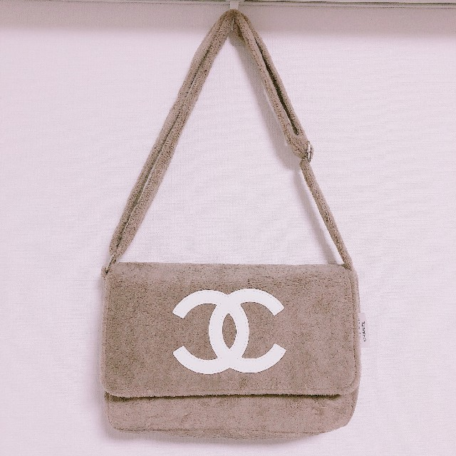CHANEL - 新品CHANEL ノベルティ ショルダーバッグ·トートバッグ·クラッチバッグの通販 by popo's shop|シャネルならラクマ
