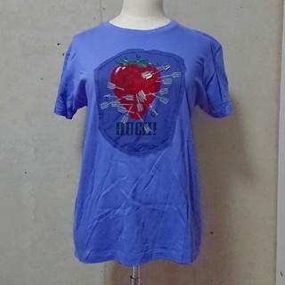 ミルクボーイ(MILKBOY)のMILKBOY★OUCH Tシャツ★いちご柄(Tシャツ(半袖/袖なし))