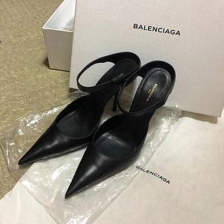バレンシアガ(Balenciaga)のBALENCIAGA ナイフヒール(ハイヒール/パンプス)