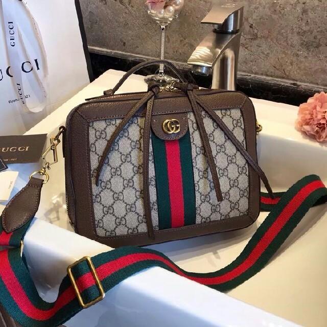 Gucci - Gucci ショルダーバッグ の通販 by ミヤコ's shop|グッチならラクマ