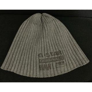 ジースター(G-STAR RAW)のG-STAR RAW ニット帽(ニット帽/ビーニー)