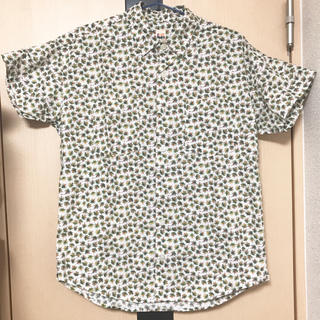 シェル(Cher)のCherShoreアロハシャツS☆パームツリーCher Shoreシェルショア(シャツ/ブラウス(半袖/袖なし))