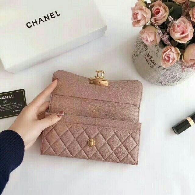 ヴェルサーチ 財布 レプリカ - CHANEL - CHANEL 二つ折り長財布の通販 by ヒガシ's shop|シャネルならラクマ