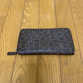 カルバンクライン(Calvin Klein)のカルバン・クライン財布(長財布)