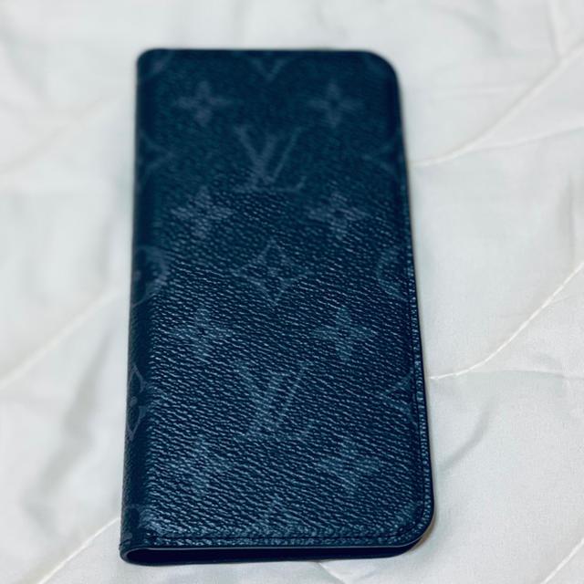 LOUIS VUITTON - IPHONE XS MAX・ルイヴィトン フォリオ 超美品 手帳型ケースの通販