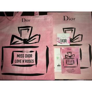 ディオール(Dior)のミスディオール 展示会 トートバッグ ノベルティ(トートバッグ)