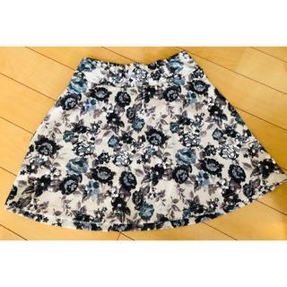 ローリーズファーム(LOWRYS FARM)の花柄スカート(ミニスカート)