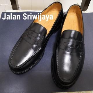 リーガル(REGAL)のJalan Sriwijaya コインローファー 98589 BLACK(ドレス/ビジネス)