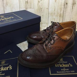 トリッカーズ(Trickers)のTricker's マルチトーン コードバン  別注(ドレス/ビジネス)