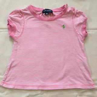 ポロラルフローレン(POLO RALPH LAUREN)のラルフ ラルフローレン キッズ Tシャツ トップス 80(Tシャツ)