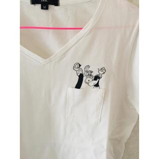 ディーエイチシー(DHC)のポパイ  ポケットつき Tシャツ(Tシャツ(半袖/袖なし))