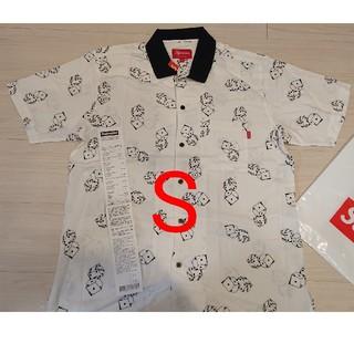 シュプリーム(Supreme)のsupreme Dice Rayon Shirts シャツ Sサイズ(シャツ)