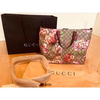 グッチ(Gucci)の日本限定 GGブルームス ソフトトートバッグ(トートバッグ)
