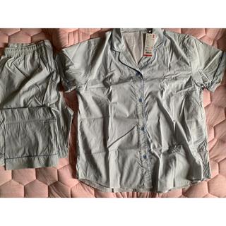 ユニクロ(UNIQLO)のユニクロ コットンストレッチパジャマ XL 大きいサイズ 3L4L相当(パジャマ)