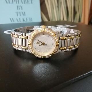 ショパール(Chopard)の美品68万。スイス名門高級時計。CONCORD K18コンビ&K18ダイヤ腕時計(腕時計)