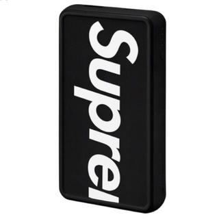 シュプリーム(Supreme)のSupreme mophie powerstation wireless XL(バッテリー/充電器)