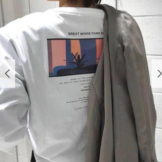 ケービーエフ(KBF)の★ バックプリントロンTシャツ ★(Tシャツ/カットソー(七分/長袖))