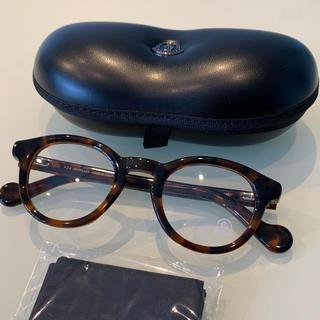 MONCLER - 即購入○ 正規 新品 モンクレール ML5002 メガネ 眼鏡 鼈甲