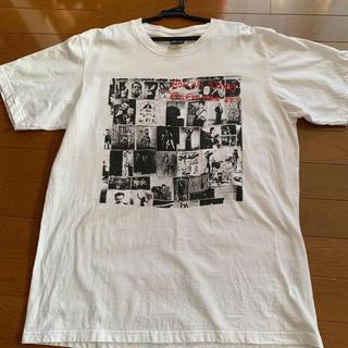 アゲインスト(AGAINST)のagainstメンズTシャツ(Tシャツ/カットソー(半袖/袖なし))