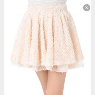 リズリサ(LIZ LISA)のリズリサ もこもこスカート(ミニスカート)
