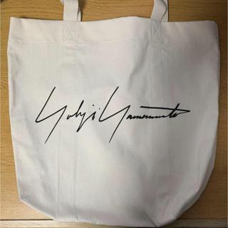 ヨウジヤマモト(Yohji Yamamoto)のYohji Yamamoto  ノベルティ トートバッグ(トートバッグ)