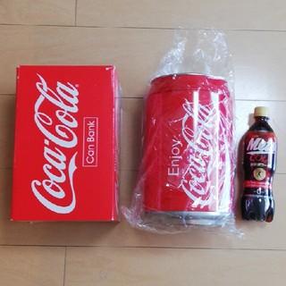 コカコーラ(コカ・コーラ)のコカ・コーラ 貯金箱(日用品/生活雑貨)