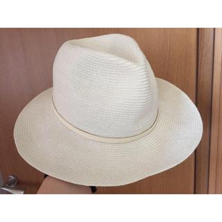 マウジー(moussy)のハット 帽子 ホワイト(ハット)