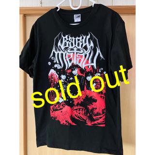 ベビーメタル(BABYMETAL)のTシャツ 2015 BABYMETAL tour Tシャツ(ミュージシャン)