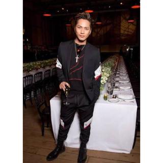 ディオールオム(DIOR HOMME)の三代目登坂着用 Dior Homme 17SS テーラード ジャケット(テーラードジャケット)