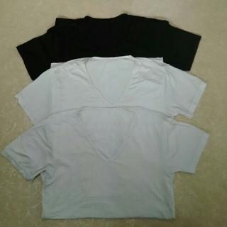 ユニクロ(UNIQLO)のユニクロ シルキードライ まとめ売り(Tシャツ/カットソー(半袖/袖なし))