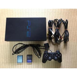 プレイステーション2(PlayStation2)のプレステーション2 ps2  本体(家庭用ゲーム本体)