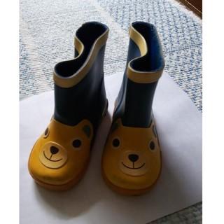 ミキハウス(mikihouse)のミキハウス 13cm 長靴(長靴/レインシューズ)