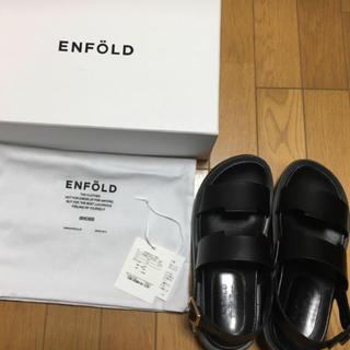 エンフォルド(ENFOLD)のENFOLD エンフォルド 18SS サンダル(サンダル)