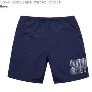 シュプリーム(Supreme)のSupreme Logo Appliqué Water Short(水着)