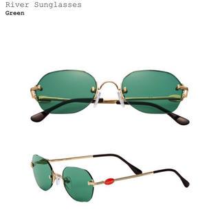 Supreme - Supreme River Sunglasses Green