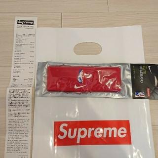 シュプリーム(Supreme)のSupreme  Nike NBA Headband ベッドバンド week19(その他)